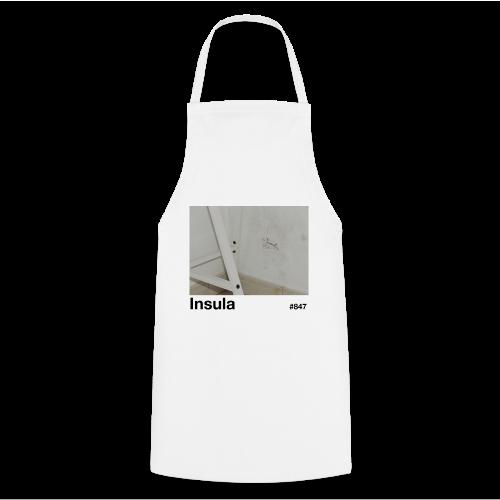 Insula #847 - Delantal de cocina