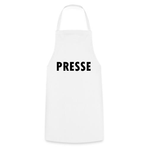 Presse - Kochschürze