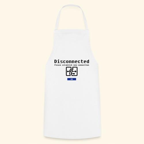 disconnected 01 - Keukenschort