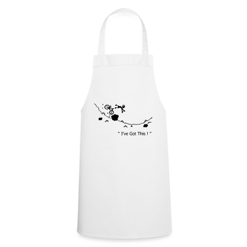 I've Got This! Bike Crash - Cooking Apron