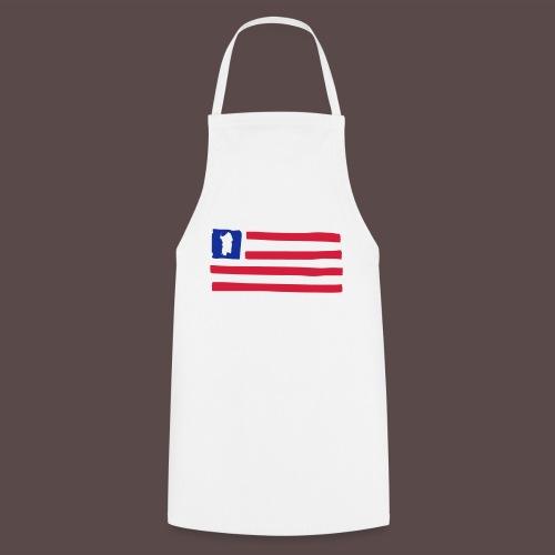 United States of Sardinia - orizzontale - Grembiule da cucina