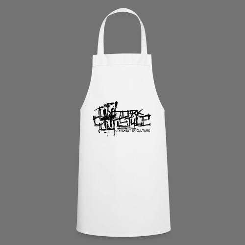 Dark Style - Statement Of Culture (black) - Cooking Apron