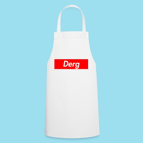 DERG Supmeme - Kochschürze