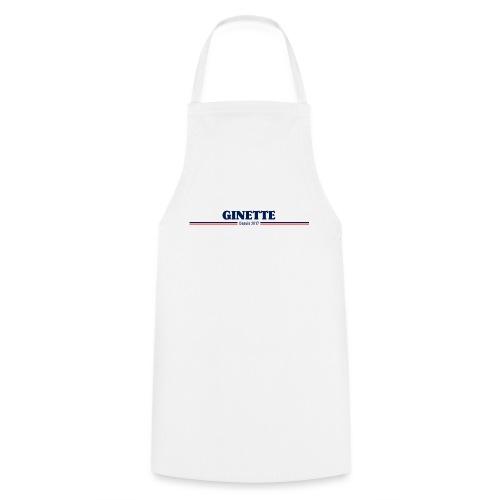 Ginette Depuis 2017 - Tablier de cuisine