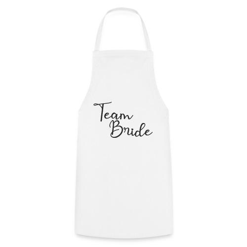 Team Bride - Kochschürze