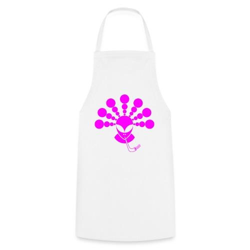The Smoking Alien Pink - Cooking Apron