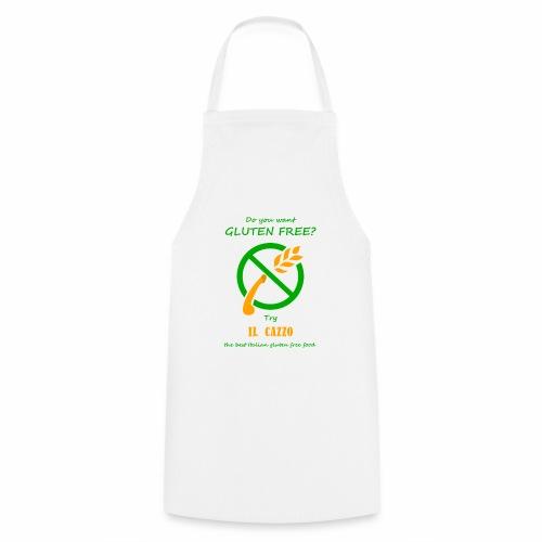 il Cazzo Gluten Free - Grembiule da cucina