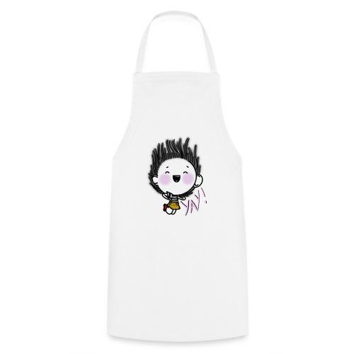Happy girl - Tablier de cuisine