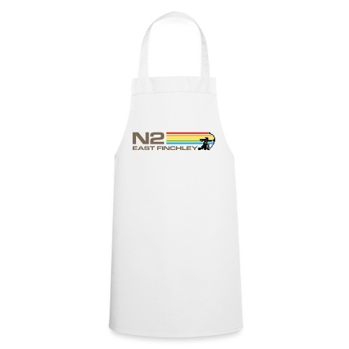 EF Spectrum 80s Software Style with 8 Bit Archer - Cooking Apron