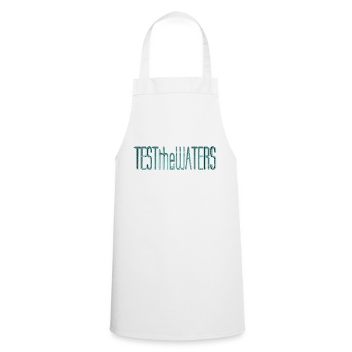 TESTtheWATERS BETA BLUE - Cooking Apron