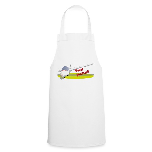 Cover yourself! - Cooking Apron