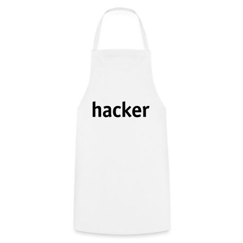 hacker - Cooking Apron