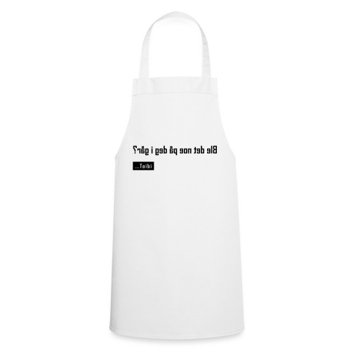 Motiv No 1 - Cooking Apron