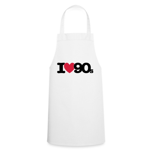 I love 90s - Kochschürze