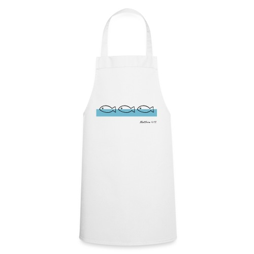 Fishers of men - Cooking Apron