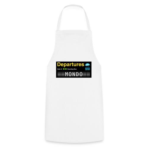 Departures MONDO jpg - Grembiule da cucina