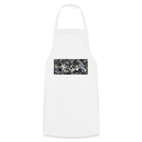 calavera style - Cooking Apron