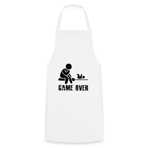 Game Over Werdender Vater - Kochschürze