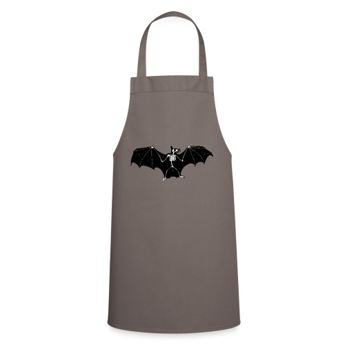 Bat skeleton #1 - Cooking Apron