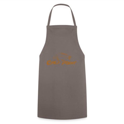 Carp Point orange mid - Kochschürze