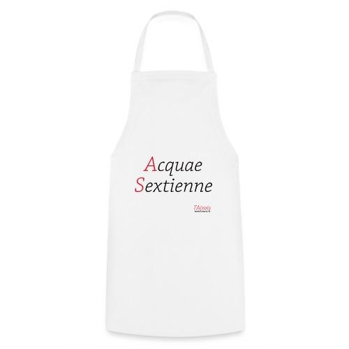 ACQUA SEXTIENNE - Tablier de cuisine