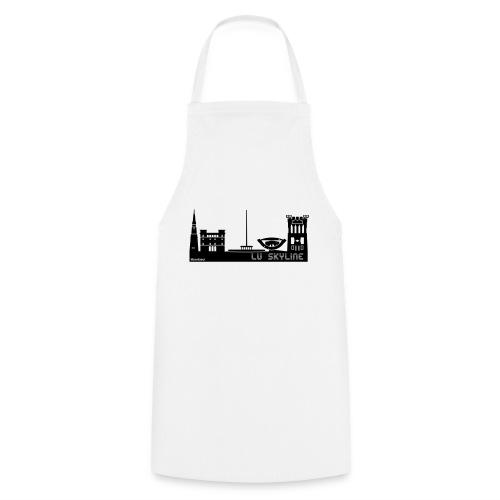 Lu skyline de Terni - Grembiule da cucina