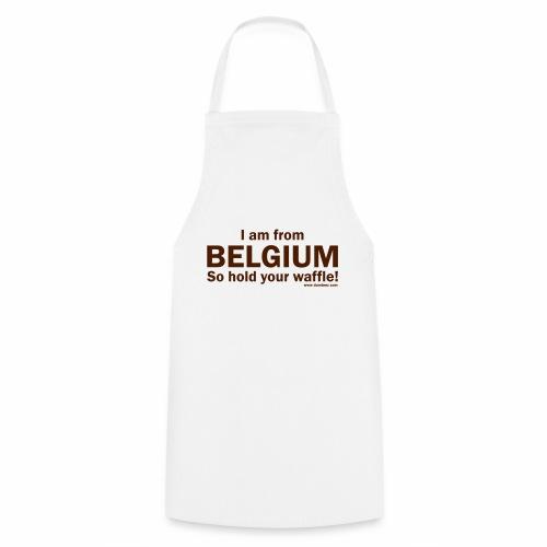 From Belgium - Keukenschort