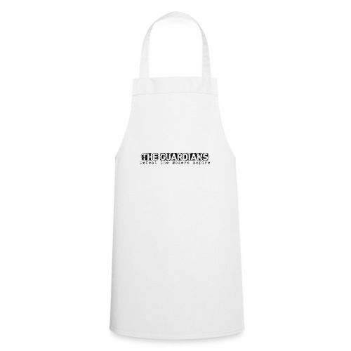 The Guardains Black - Cooking Apron