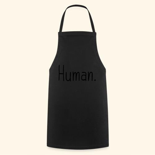 Mensch Human Menschenrecht Human-Rights - Kochschürze