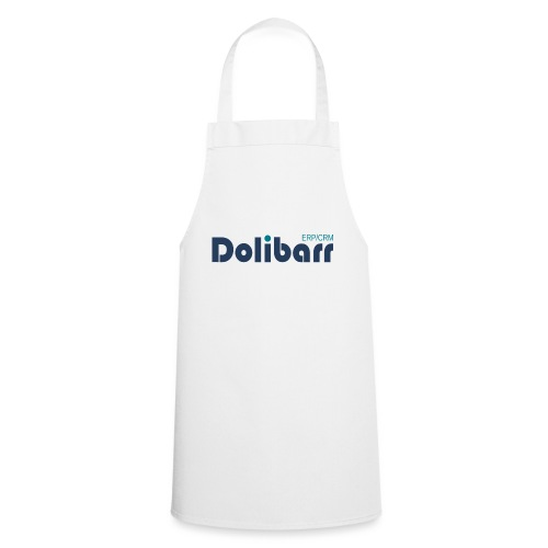 Dolibarr Logo new blue - Cooking Apron