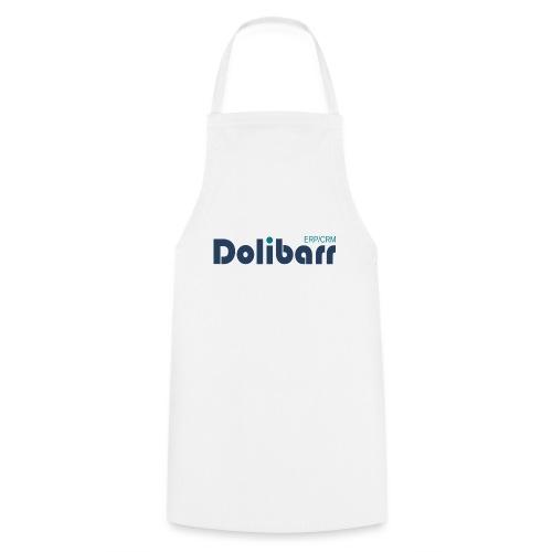 Dolibarr Logo new blue - Delantal de cocina
