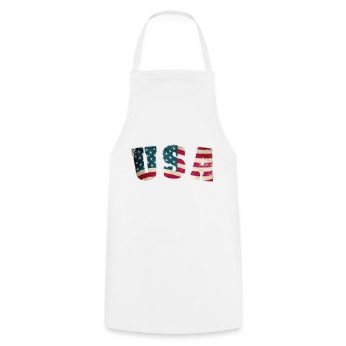 USA - Delantal de cocina