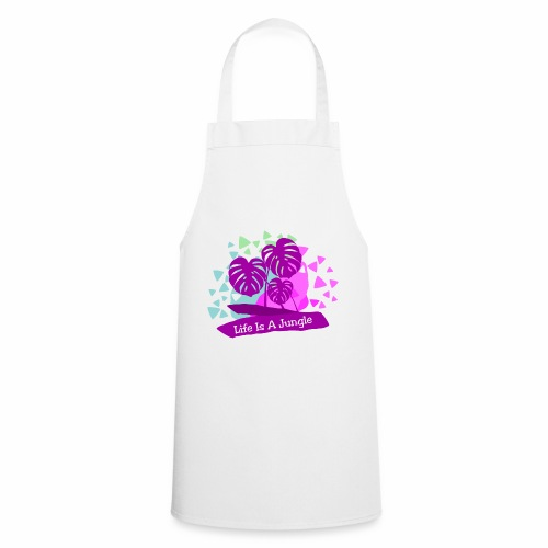 Life is a jungle - Cooking Apron