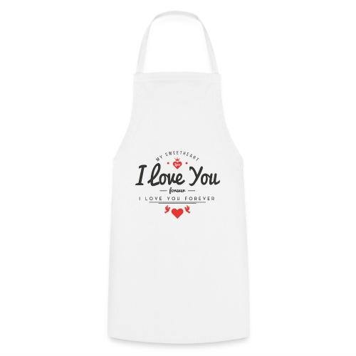 my sweetheart1 - Fartuch kuchenny