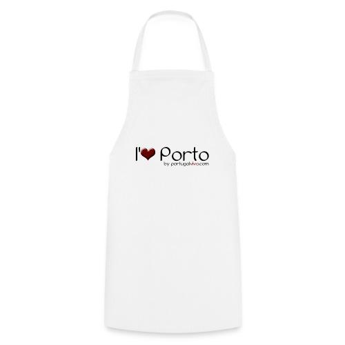 I Love Porto - Tablier de cuisine