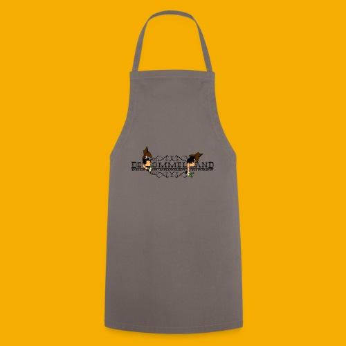 tshirt logo vintage - Keukenschort