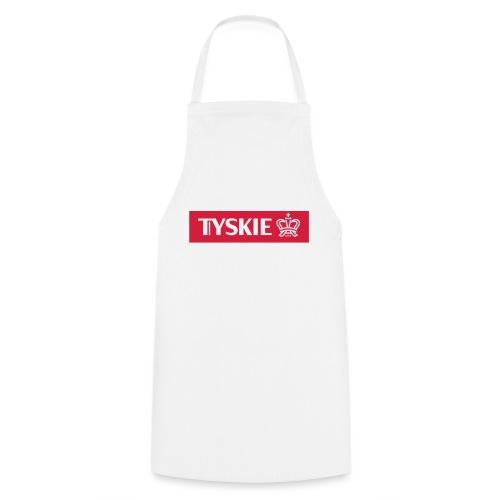 Tyskie Bar - Kochschürze
