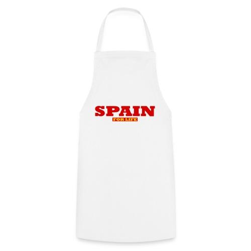Spanien fürs leben - Spain for Life - Kochschürze