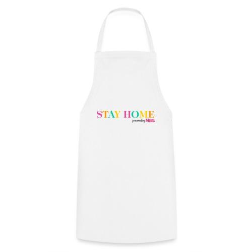 STAY HOME - Kochschürze