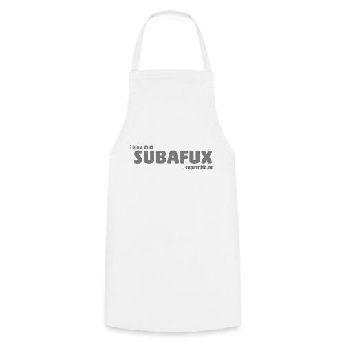 suaptrüfö SÜBAFUX - Kochschürze