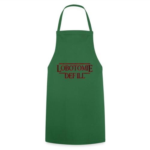 Lobotomie Def Ill - Stranger 80s Edition - Kochschürze