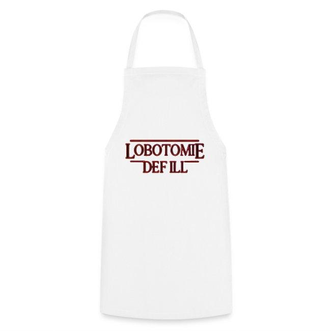 Lobotomie Def Ill - Stranger 80s Edition