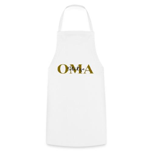 Stolze Oma Geschenk Muttertag - Kochschürze