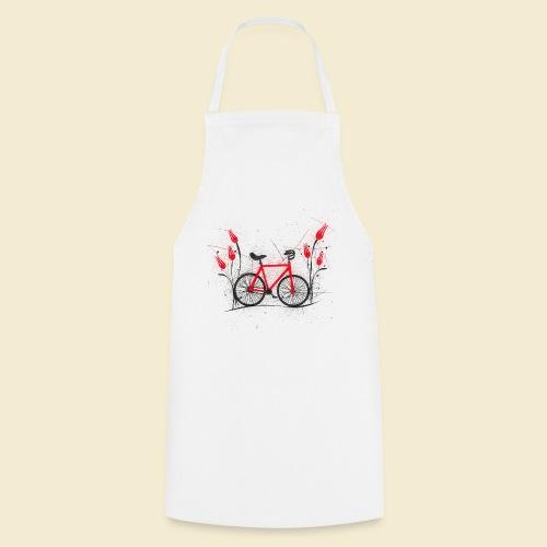 Kunstrad | Flower Power 2 - Kochschürze