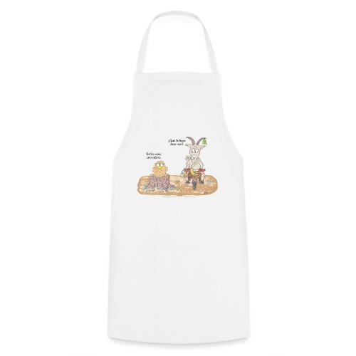 Estás como una cabra - Cooking Apron