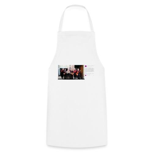 tunaTCR-jpg - Delantal de cocina