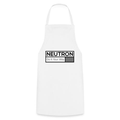 Neutron Vintage-Label - Kochschürze