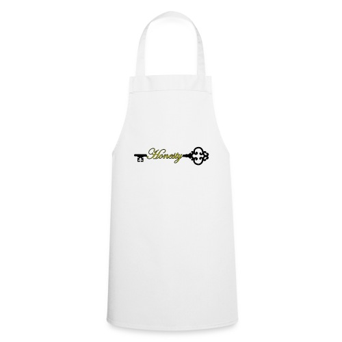 Honesty is the key - Cooking Apron