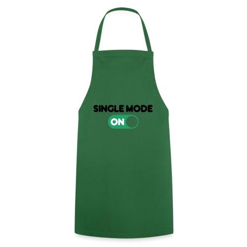 single mode ON - Grembiule da cucina