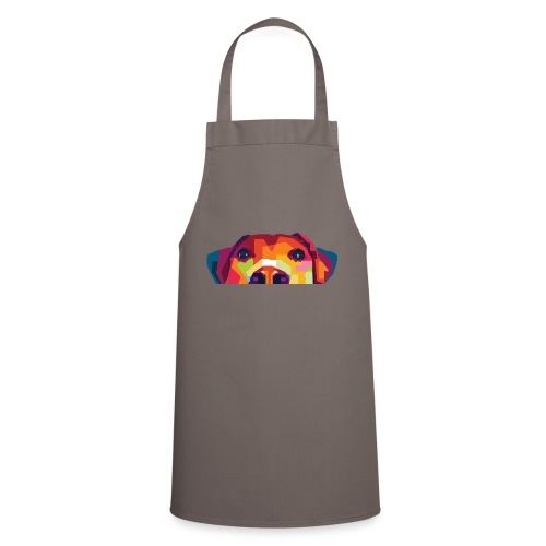 Hunde WPAP Design - Kochschürze